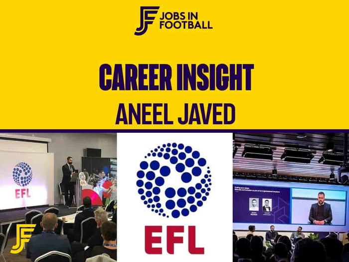 Aneel Javed - Equality, Diversity and Inclusion in Football