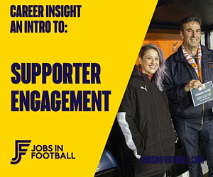Career Insights: An Introduction to Supporter Engagement