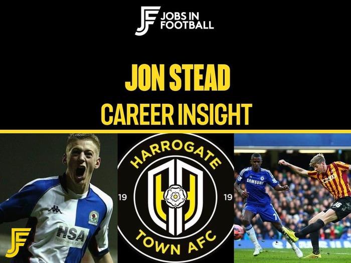 Jon Stead: Professional Football Player & Coach