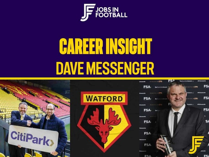 Dave Messenger - Supporter Liaison Officer and Disability Access Officer at Watford FC