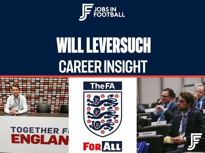 Will Leversuch: Player Status Officer, The FA