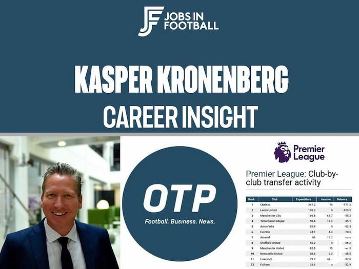 Kasper Kronenberg: Chief Editor, Off The Pitch