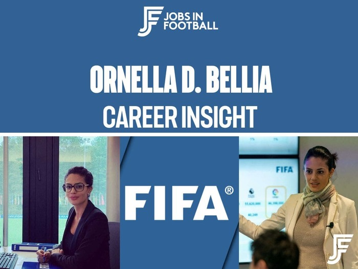 Ornella Desirée Bellia: Head of Professional Football, FIFA
