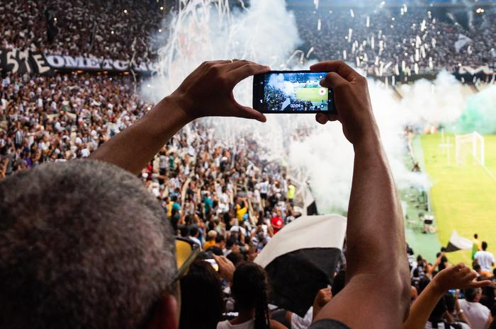 How technology is reshaping the stadium experience